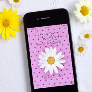 Daisy iPhone Desktop Download