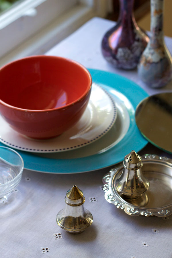 Food Styling Props Bought From The Thrift Shop
