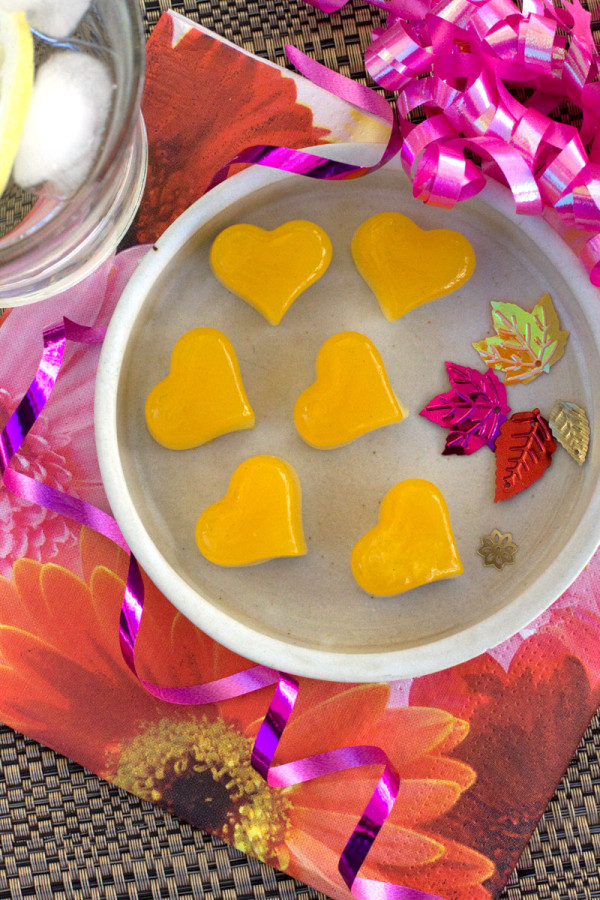 Lemon, Lime and Honey Sour Gummies Recipe - Paleo, Healthy Lollies