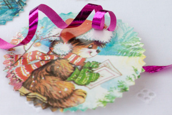 gift-tags-made-from-old-christmas-cards-simple-diy-gift-wrapping-idea